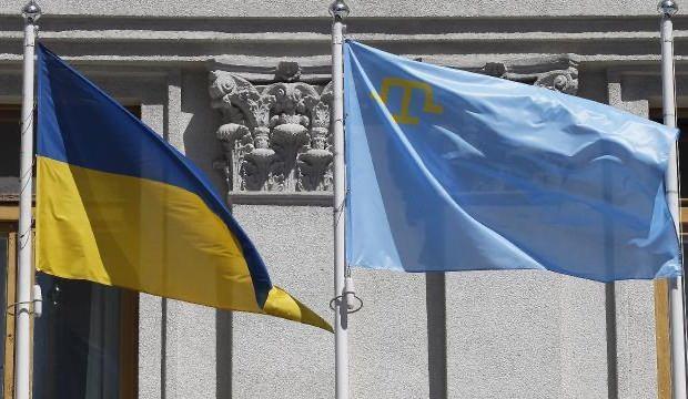 Ukrayna Kırım'dan vazgeçmiyor