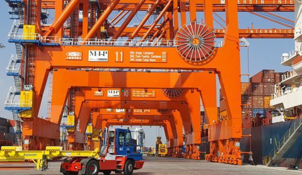 Mersin Limanı'na 375 milyon dolarlık yatırım