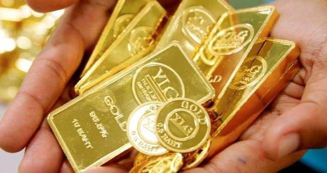Altının ons fiyatı 1686 dolar seviyesinde