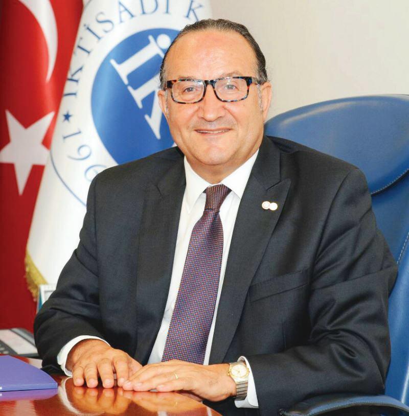 Üretim ve ihracat ayağına yoğunlaştıklarını ifade eden Kocaeli Sanayi Odası (KSO) Başkanı Ayhan Zeytinoğlu