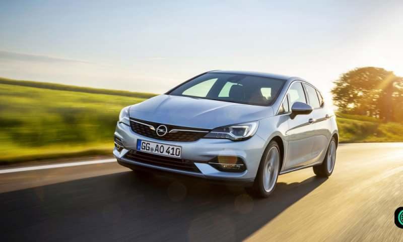 Opel Astra  2021 fiyat listesi