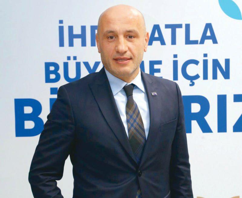 İstanbul Hazır Giyim ve Konfeksiyon İhracatçıları Birliği (İHKİB) Yönetim Kurulu Başkanı Mustafa Gültepe