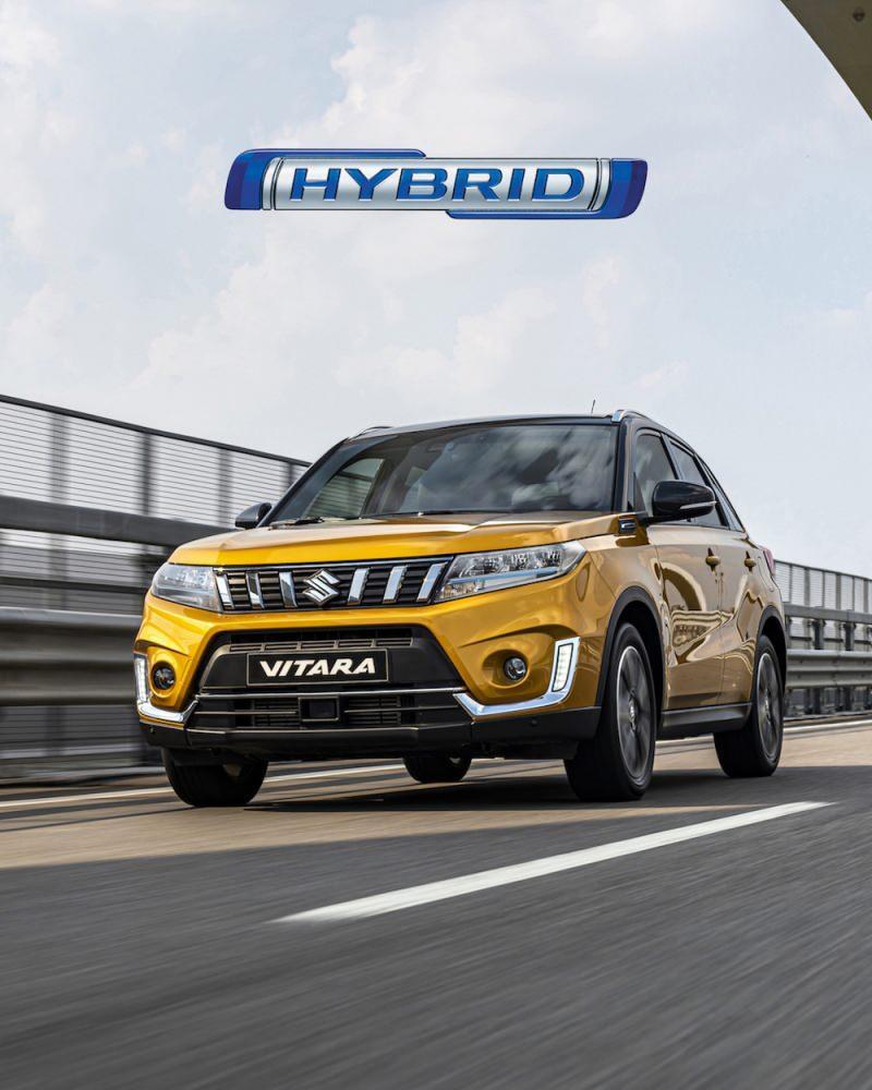 Suzuki Vitara Hibrit ailesi 296 bin 900 TL'den başlayan fiyatlarla