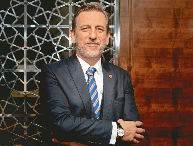 Bursa Ticaret ve Sanayi Odası (BTSO) Başkanı İbrahim Burkay