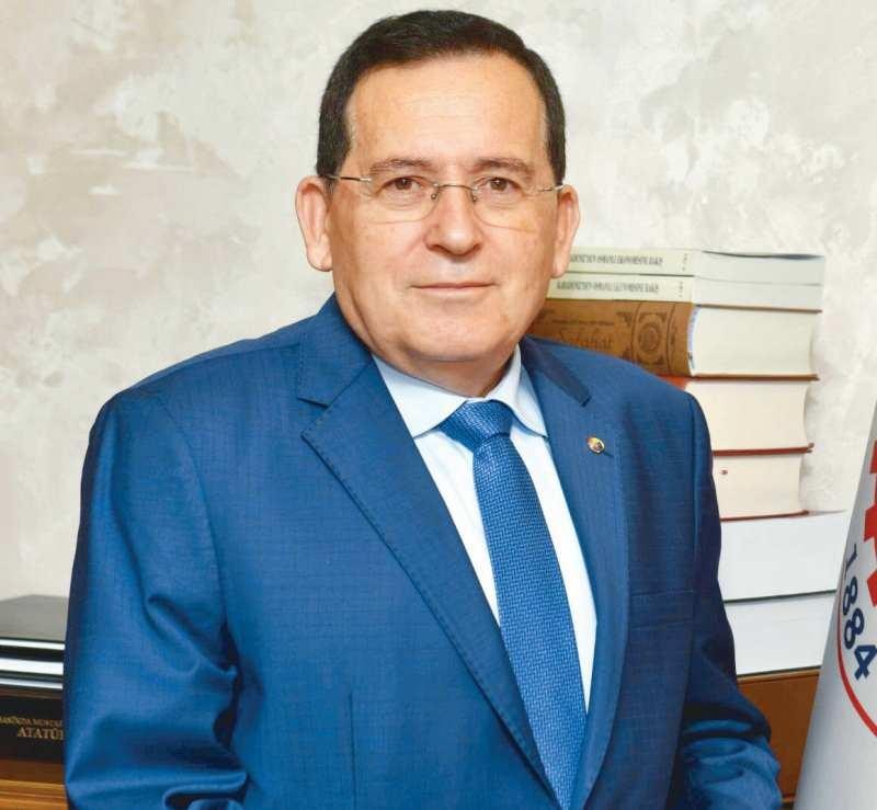 Trabzon Ticaret ve Sanayi Odası (TTSO) Başkanı Suat Hacısalihoğlu