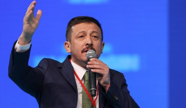 AK Parti'li Hamza Dağ'dan Maltepe Belediye Başkanı'na istifa çağrısı