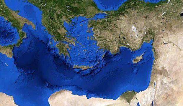 Akdeniz 100 yılda 2 derece ısındı