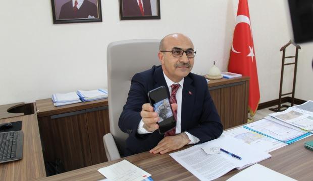 Bombalı saldırıdan kurtulan vali, teröristi Mardin'de yakalattı