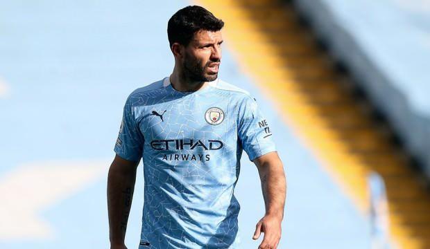 City, Aguero'nun takımdan ayrılacağını açıkladı!