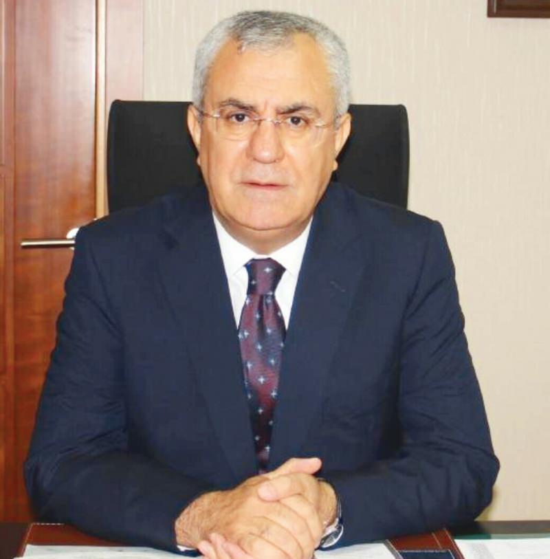 Adana Sanayi Odası (ADASO) Başkanı Zeki Kıvanç