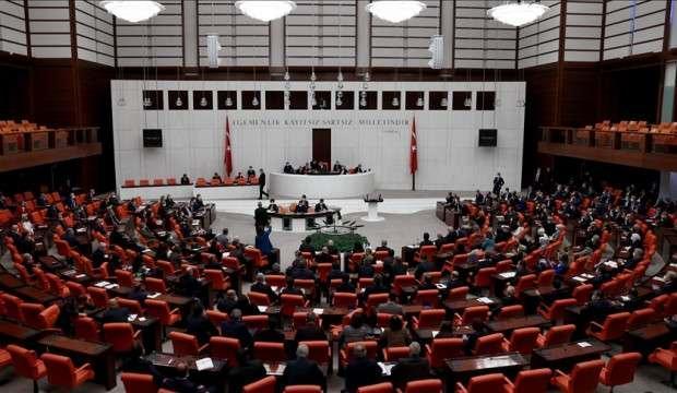 Ekonomiye ilişkin kanun teklifi Meclis'te