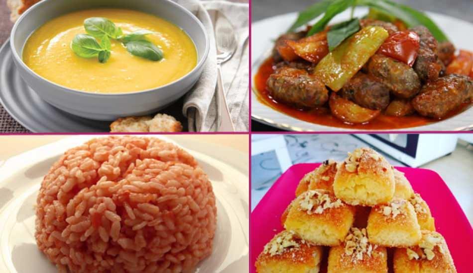 En bereketli iftar sofrası nasıl hazırlanır? 11. gün iftar menüsü