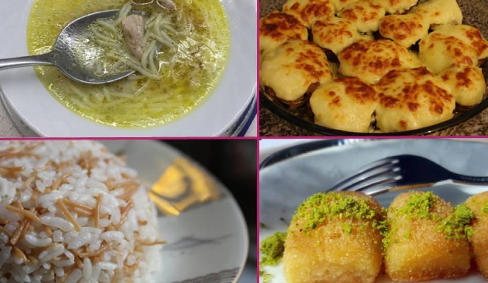 En geleneksel iftar menüsü nasıl hazırlanır? 12. gün iftar menüsü