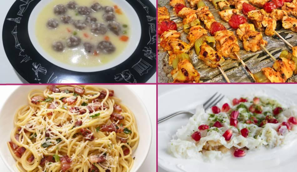 En şık iftar menüsü nasıl hazırlanır? 13. gün iftar menüsü