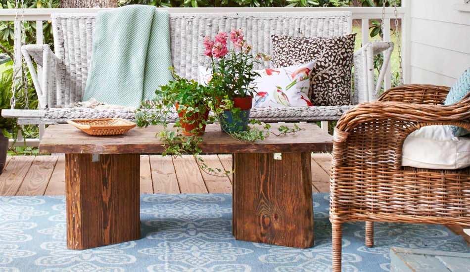 En şık ve rahat bahçe dekorasyonu ürünleri