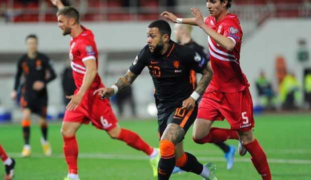 Hollanda 7 golle kazandı