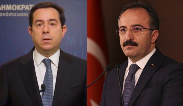 İçişleri Bakan Yardımcısı Çataklı'dan Yunan Bakanın iftirasına sert cevap