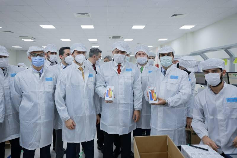 Xiaomi geçtiğimiz aylarda faaliyete geçirdiği fabrika ile Türkiye'de üretime başlamıştı.