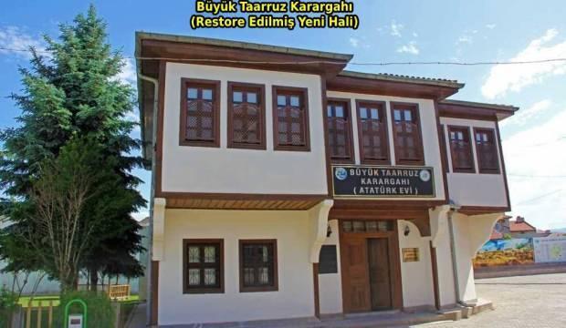 Sözcü Gazetesi'nin 'Atatürk Evi' yalanına valilikten açıklama