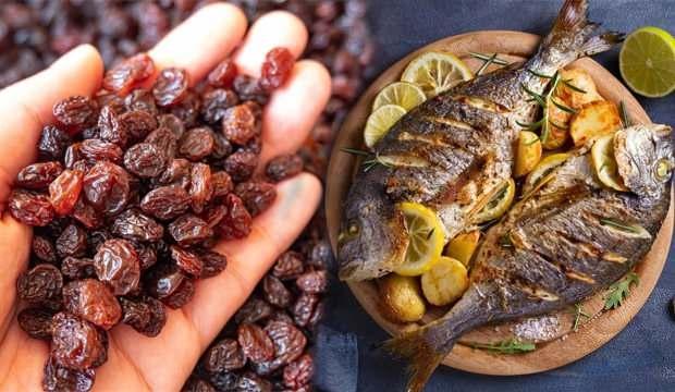 Kansere karşı koruyucu: Balık, üzüm, kuru baklagiller