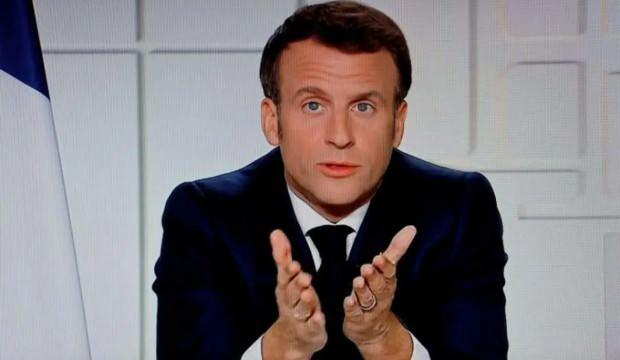 Macron'dan Napolyon'a nazire: Aşı, aşı, aşı