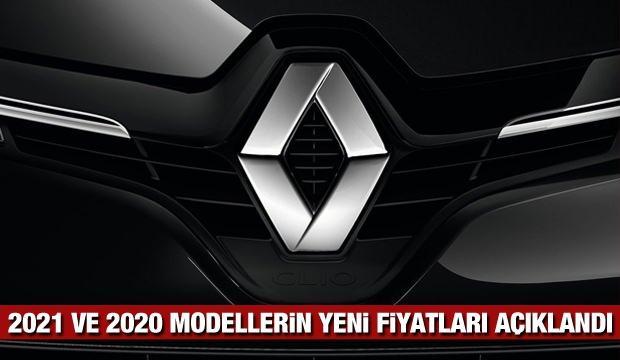 Renault araç modelleri 2021 Nisan ayı güncel fiyat listesi: Yeni Clio Talisman Megane fiyatı