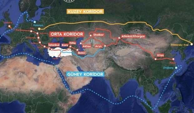 Süveyş Kanalı'ndaki kaza Türkiye'yi kilit ülke haline getirdi