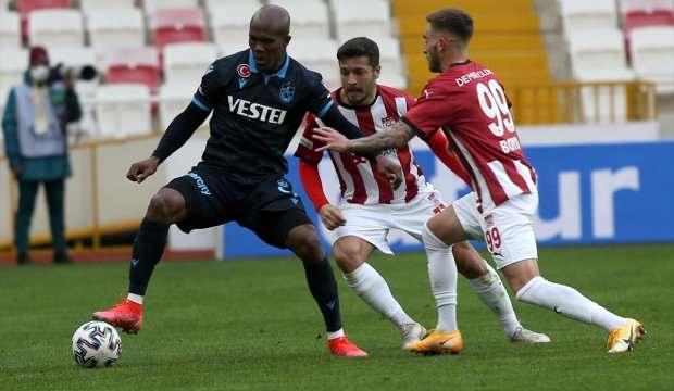 Trabzonspor'un en büyük sıkıntısı 'gol'