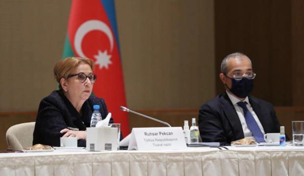 Türkiye ile Azerbaycan arasında imzalar atıldı