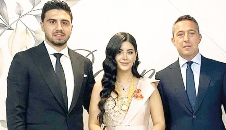 Ünlü futbolcu Ozan Tufan evlendi! - Magazin Haberleri