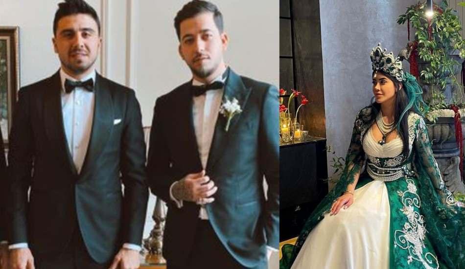 Ünlü futbolcu Ozan Tufan evlendi!