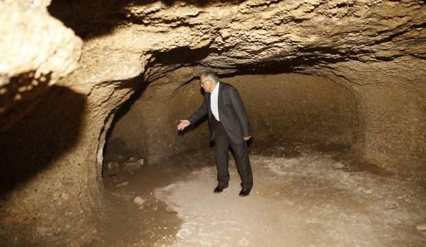 2 bin yıllık yeraltı şehri görenleri hayran bırakıyor