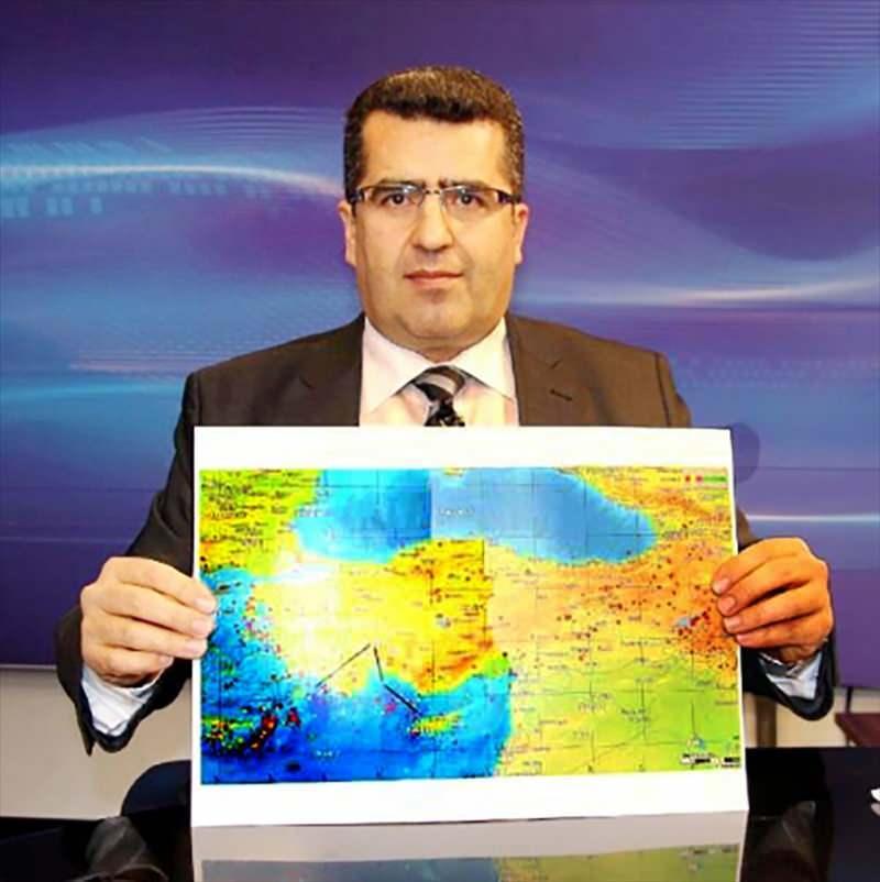Deprem uzmanı Prof. Dr. Şakir Şahin