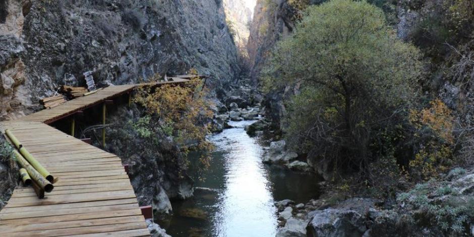 9 bin yıllık tarihin izleri Kısık Kanyonu'nda ortaya çıkıyor