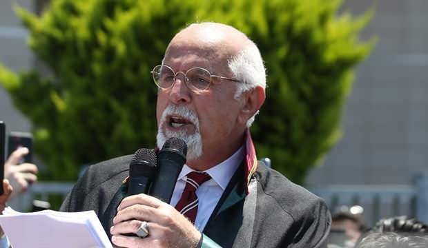 İstanbul Barosu Başkanı Mehmet Durakoğlu