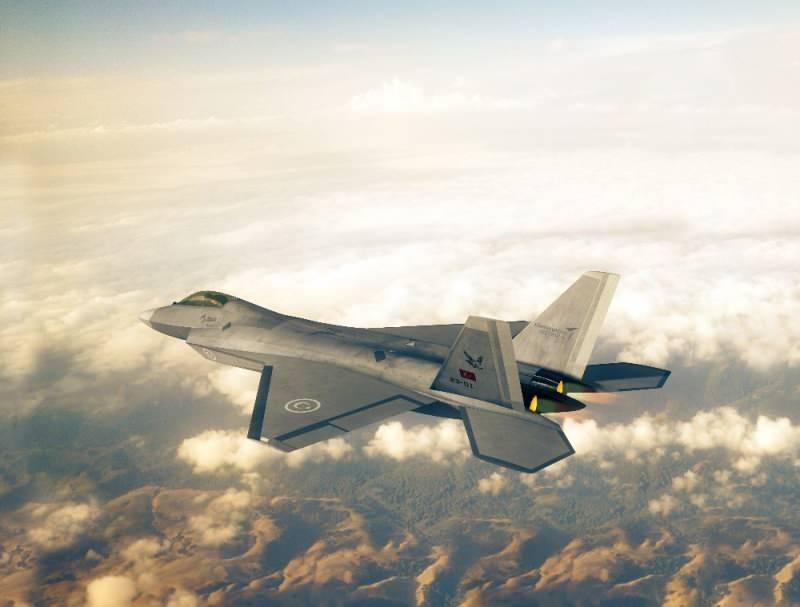 Milli muharip uçağın ilk uçuşunun 2026-2027'de yapılması planlanıyor.