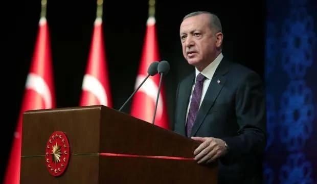 Başkan Erdoğan, şampiyon sporcularla görüştü!
