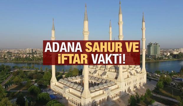Adana İmsakiye 2021: Diyanet Adana sahur saatleri ve iftar vakti