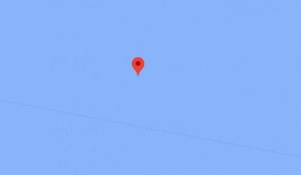 Akdeniz'de bu sabah korkutan deprem