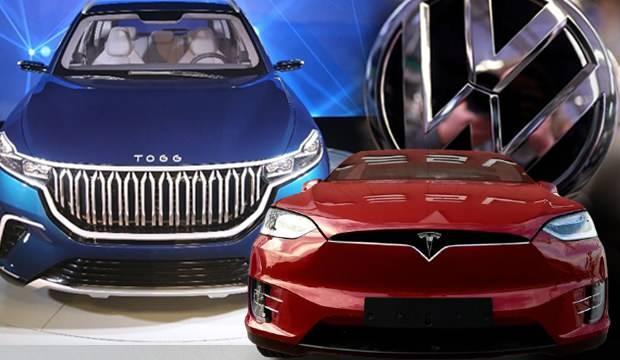 Yerli otomobil TOGG, Tesla ve Volkswagen'e meydan okuyor