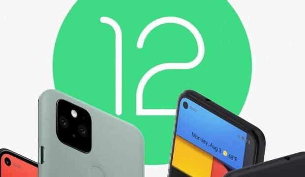Android 12 tanıtım tarihi duyuruldu