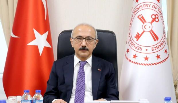 Bakan Elvan: Bütçenin her kuruşu 83 milyon için kullanılıyor