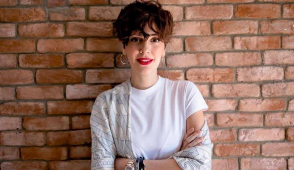 Bergüzar Korel'den işletmeci kadınlara ücretsiz reklam!