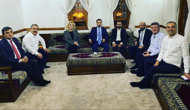 Mustafa Şen: Bilimsel verilerle siyasete yön vereceğiz