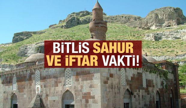 Bitlis İmsakiye 2021: Diyanet Bitlis sahur saatleri ve iftar vakti