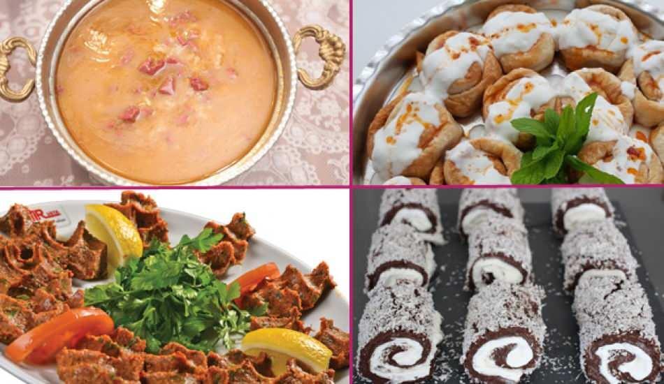 En muhteşem iftar menüsü nasıl hazırlanır? 17. gün iftar menüsü