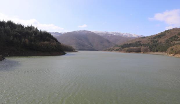 Bursa'da 20 ayın sonunda barajlar doldu