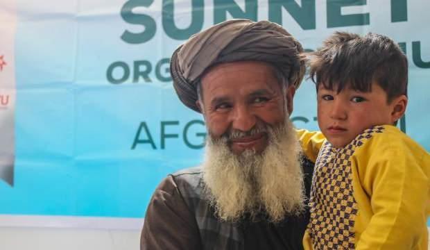 Cansuyu Derneği, Afganistan'daki 3 bin çocuğu sünnet ettirdi