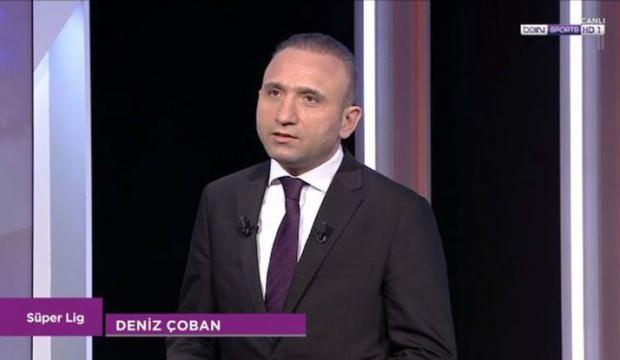 Deniz Çoban, F.Bahçe-Denizlispor maçını yorumladı