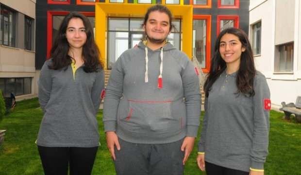 Türkiye'nin gururu Diyarbakırlı 3 gencin büyük başarısı!